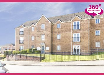 Thumbnail 1 bedroom flat for sale in Bishpool View, Newport