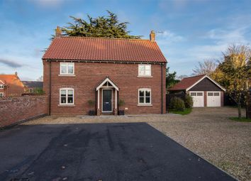 Thumbnail 4 bed detached house for sale in Skirbeck Gardens, Boston