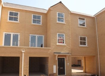 Thumbnail 4 bed semi-detached house for sale in Shaftesbury Court, Rectory Road, Lowestoft