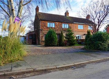 Thumbnail 3 bed semi-detached house for sale in Pinfold Street, Eastrington