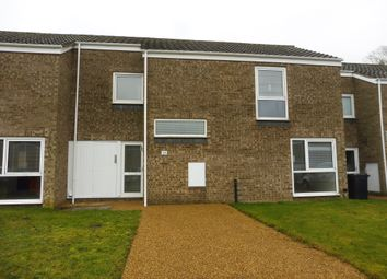 Thumbnail 3 bed terraced house for sale in Redwood Lane, Raf Lakenheath, Brandon