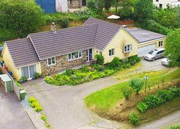 Thumbnail 4 bed detached bungalow for sale in Ashmill, Ashwater, Beaworthy
