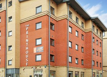 Thumbnail 1 bed flat for sale in The Printhouse 58 Woodgate, Loughborough
