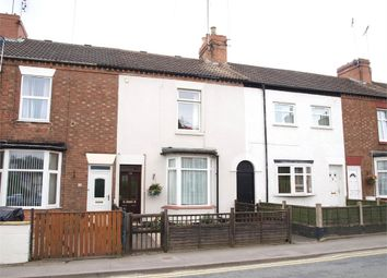 Thumbnail 2 bed maisonette for sale in Bearwood Hill Road, Burton-On-Trent, Staffordshire