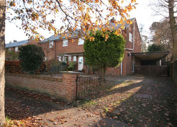 Thumbnail 3 bed semi-detached house to rent in The Lea, Fleet
