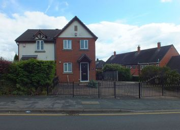 Thumbnail 2 bed semi-detached house to rent in Roundwell Street, Tunstall, Stoke-On-Trent