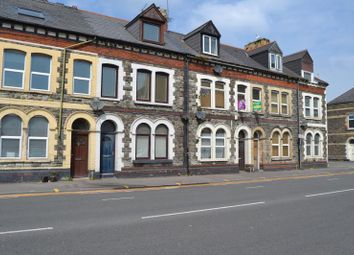 Thumbnail 3 bed flat to rent in 34, Penarth Road, Grangetown, Cardiff, South Wales