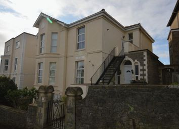 Thumbnail 3 bed flat for sale in Paragon Road, Weston-Super-Mare
