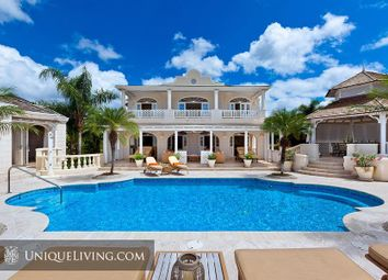 Thumbnail 6 bed villa for sale in Sugar Hill, Barbados, Caribbean