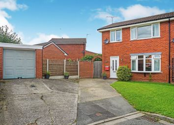 Thumbnail 3 bed semi-detached house for sale in The Birches, Broughton, Chester