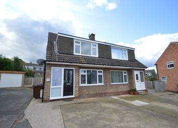 Thumbnail 3 bed semi-detached house to rent in Crimple Green, Garforth, Leeds