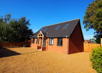 Thumbnail 3 bedroom property for sale in Silfield Road, Wymondham
