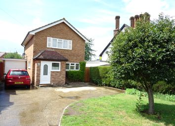 Thumbnail 3 bed detached house for sale in New Haw Road, New Haw