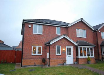 Thumbnail 4 bed detached house for sale in Merchant Drive, Leabrooks, Alfreton