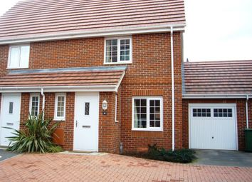 Thumbnail Semi-detached house to rent in School Close, Worting, Basingstoke