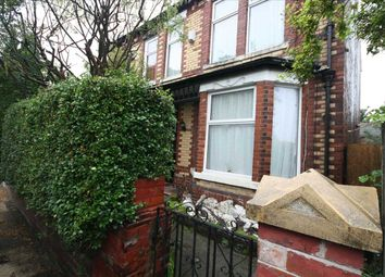 Thumbnail 4 bed semi-detached house to rent in Hilton Crescent, Prestwich, Manchester
