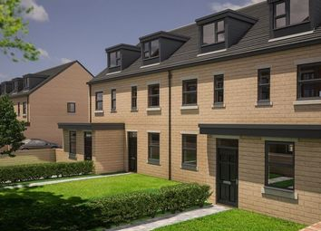 Thumbnail 4 bed town house for sale in Park Mills Development, The Mills Houses, South Street, Morley