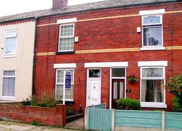Thumbnail 2 bed terraced house to rent in Stelfox Street, Eccles, Manchester