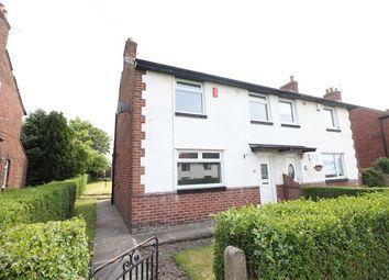Thumbnail 3 bed semi-detached house for sale in Lediard Avenue, Carlisle, Cumbria