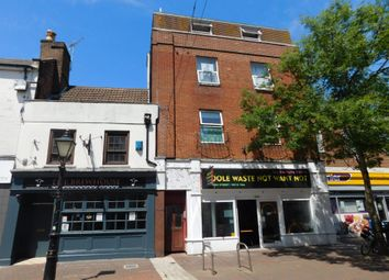 Thumbnail 1 bed flat to rent in 70 High Street, Poole, Dorset BH151Da