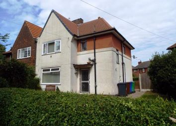 Thumbnail 3 bed semi-detached house for sale in Riverbank Walk, Manchester, Greater Manchester