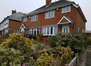 Thumbnail 3 bedroom semi-detached house for sale in Westhill Road, Kings Norton, Birmingham