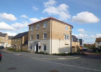 Thumbnail 2 bed flat to rent in Harlow Crescent, Oxley Park, Milton Keynes