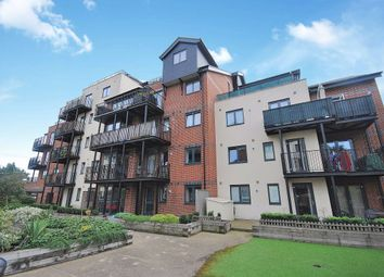 Thumbnail 2 bedroom flat to rent in Tanners Wharf, Bishop`S Stortford, Herts