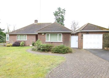 Thumbnail 3 bed bungalow to rent in Golf Club Road, Hook Heath, Woking