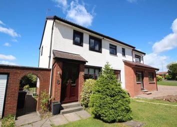 Thumbnail 2 bed semi-detached house for sale in Ballantrae Drive, Newton Mearns, East Renfrewshire