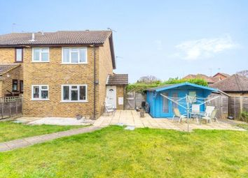 Thumbnail 1 bed end terrace house for sale in Tychbourne Drive, Guildford, Surrey