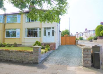 Thumbnail 3 bed semi-detached house for sale in Cooper Avenue North, Mossley Hill