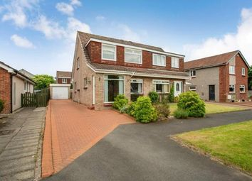 Thumbnail 3 bedroom semi-detached house for sale in Bruce Road, Bishopton, Renfrewshire