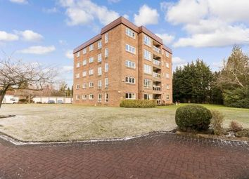 Thumbnail 2 bed flat for sale in Hutchison Court, Berryhill Road, Giffnock, East Renfrewshire