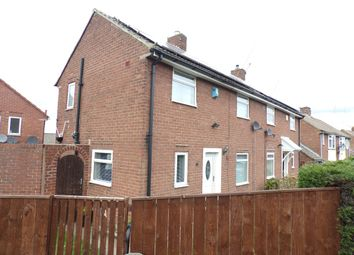 Thumbnail 2 bedroom semi-detached house for sale in Wordsworth Avenue, Whickham, Newcastle Upon Tyne