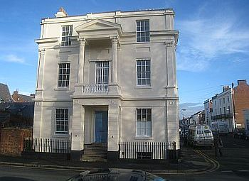 Thumbnail 3 bed flat to rent in Church Street, Leamington Spa