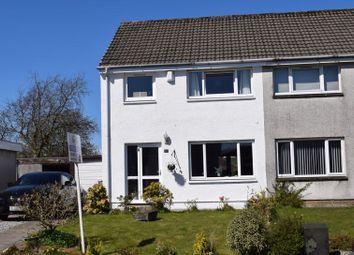 3 bed semi-detached house for sale in Glen Creran Crescent, Neilston G78