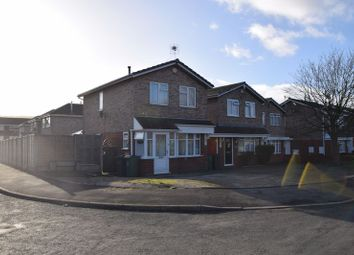 Thumbnail 3 bed link-detached house for sale in Gladstone Drive, Tividale, Oldbury