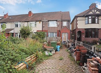 Thumbnail 2 bed end terrace house for sale in Camp Hill Road, Nuneaton