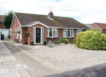 Thumbnail 2 bed semi-detached bungalow for sale in St. Marys Close, Wigginton, York