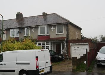 Thumbnail 3 bed semi-detached house to rent in Westfield Avenue, Watford
