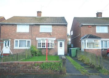 Thumbnail 2 bed semi-detached house to rent in Avonmouth Square, Farringdon, Sunderland, Tyne And Wear