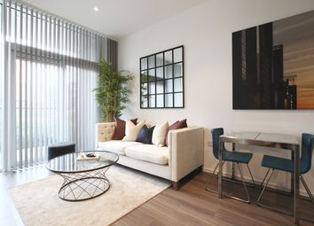 Thumbnail 1 bed flat for sale in 1 Spectrum Way, London