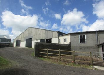 Thumbnail Land for sale in Blaenycoed Equestrian Centre, Blaenycoed Road, Cynwyl Elfed, Carmarthen