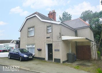 Thumbnail 4 bed detached house for sale in Gwalchmai, Holyhead, Anglesey