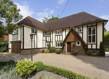 Thumbnail 5 bedroom detached house to rent in The Fairway, Weybridge