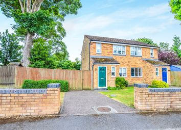 Thumbnail 2 bed semi-detached house for sale in Lakefield Road, Littlemore, Oxford