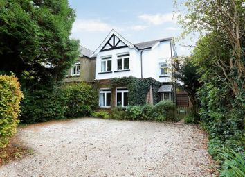 Thumbnail 3 bed semi-detached house for sale in Beaconsfield Road, Chelwood Gate, Haywards Heath