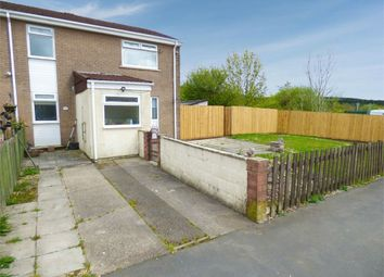 Thumbnail 3 bed end terrace house for sale in Chartist Way, Tredegar, Blaenau Gwent