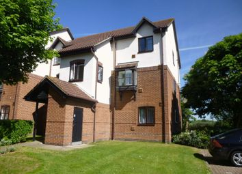 Thumbnail 1 bed flat for sale in David Close, Harlington, Hayes
